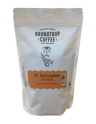 Kronotrop El Salvador San Carlos El Coro 250 gr Çekirdek Kahve 8681672010034
