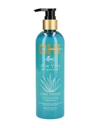 Chi Aloe Vera Curl Geliştirici Şampuan 633911811382