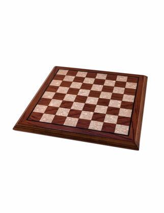 Helena Wood Art Flat Simple Satranç Altı 2677.ROS