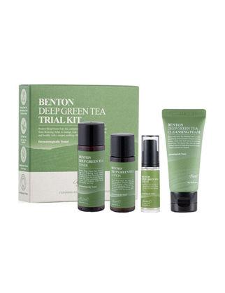 Benton Yeşil Çay Mini Set BTN-MS-02-M-N