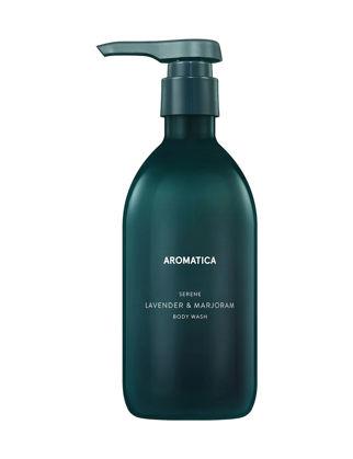 Aromatica Dinginleştirici Duş Jeli Lavanta & Mercanköşk ARM-BC-01-M-N