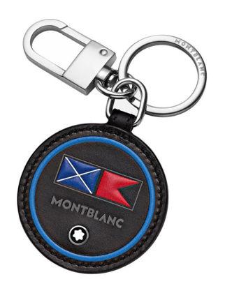 Montblanc Meisterstück Soft Grain Flag Anahtarlık 124586