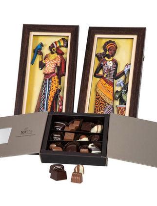 Ferlife Rölyef Sanat Tablo Special Çikolata Hediyeli 9100010002026