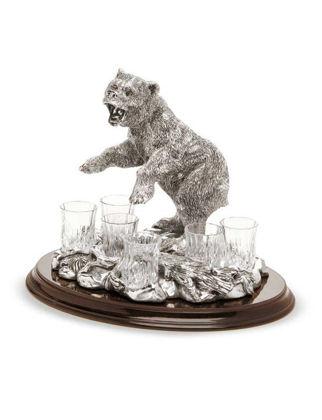 Chinelli SRL Bear 6'lı Bardak Seti 2058900