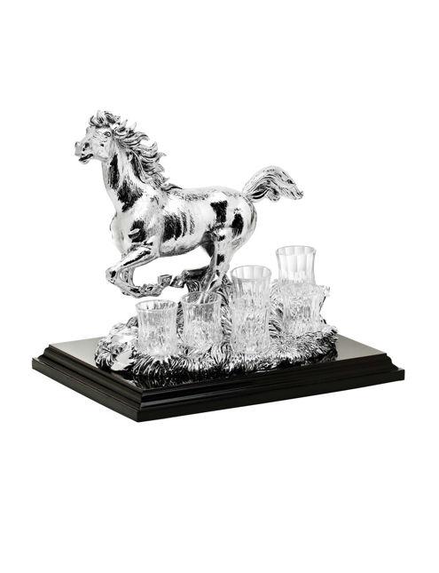 Chinelli SRL Cavallo 6'lı Bardak Seti 2100800
