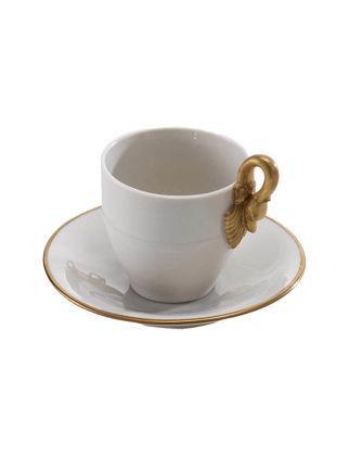Villari Swan Kahve Fincanı 0003144-402