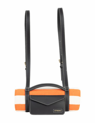 Otrera Towel Backpack Siyah Çanta TWLBG-157