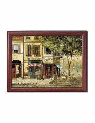 Portmeirion Pimpernel Parisian Scenes Yastıklı Tepsi RW.X0019913423