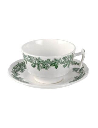 Spode Ruskin Çay Fincanı+Tabağı RW.RUWR.1138