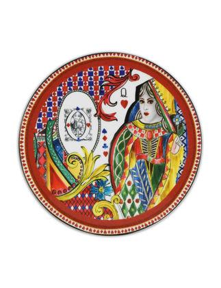 Baci Milano Regina Kraliçe Bardak Altlığı 9,5 cm COA.REG01