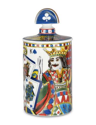 Baci Milano Regina Porselen Küp 22 cm CAN3.REG01