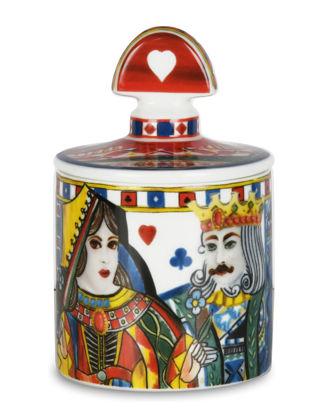 Baci Milano Regina Porselen Küp 11 cm CAN1.REG01