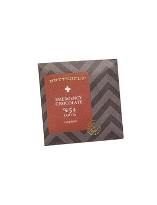 Butterfly Emercency Çikolata %54 Kakao ENPTWXY1