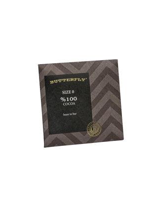 Butterfly Size 0 %100 Kakao Şekersiz DJKRTY24