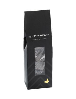 Butterfly Tarçınlı Bademli %80 Bitter Diyet Rocher Çikolata 200 gr DFJMTVY2