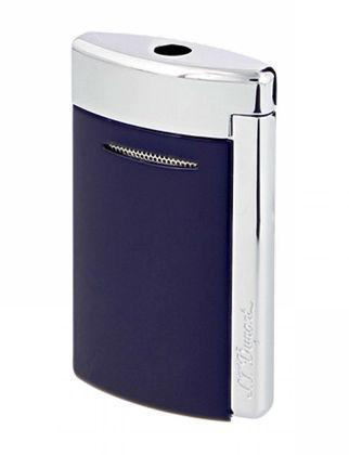 S.T. Dupont Yeni Minijet Mavi Lacivert Çakmak 10801