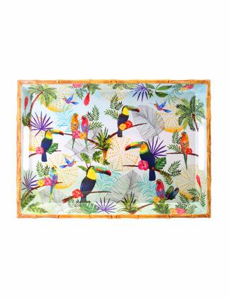 Les Jardins De La Comtesse Rio Tepsi 50x36 cm MTO-10GPB