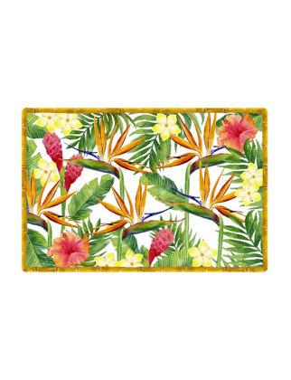 Les Jardins De La Comtesse Exotic Amerikan Servis 6'lı 45x30 cm ST-FL