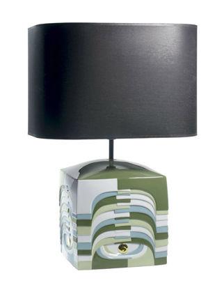 Lladró Estratos Small Lamba (Yeşil)-Ce 01009056