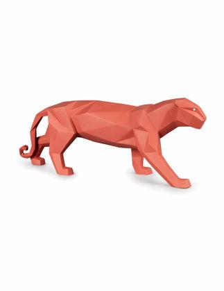 Lladró Panther Biblo Mat Mercan 01009457