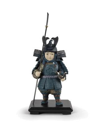 Lladró Warrior Boy Biblo Mavi 01012558