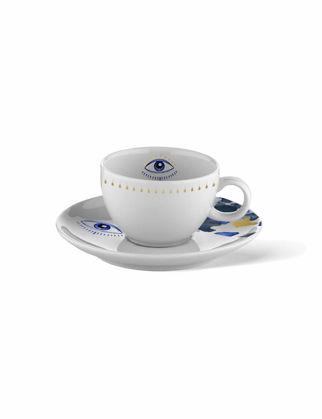 Fern&Co Spirit Eye Collection Türk Kahvesi Fincanı FRNEYS004