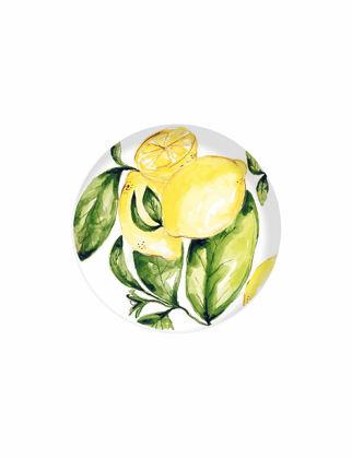 Fern&Co Citrus Porcelain Collection Tatlı Tabağı FRNLMN002