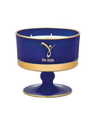 The Ashk Lux Indigo Mum 12 cm ashk-003-lim