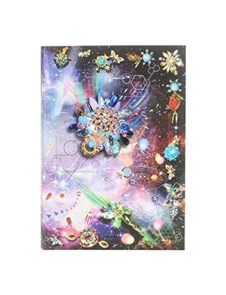 Christian Lacroix A5 Cosmos Layflat Not Defteri 01132