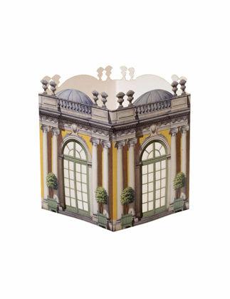 Architectural Watercolors The Belvedere Masa Feneri 01064