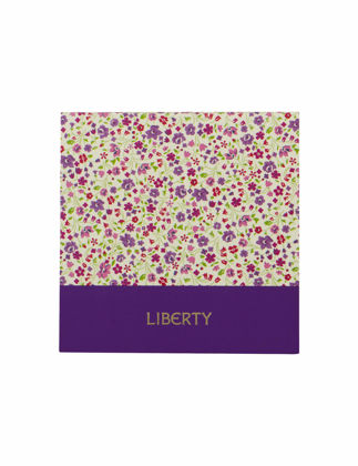 Liberty of London Kimberly and Sarah Sticky Not Defteri 01250