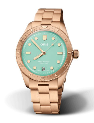 Oris Divers Sixty-Five Bronz 01 733 7771 3157-07 8 19 15