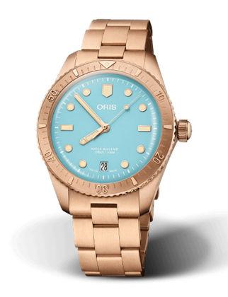 Oris Divers Sixty-Five Bronz 01 733 7771 3155-07 8 19 15