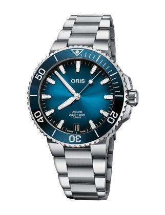 Oris New Aquis Date Calibre 400 41,5mm 01 400 7769 4135-07 8 22 09PEB