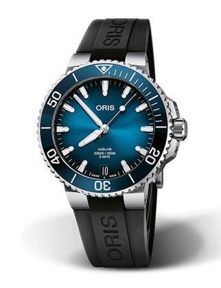 Oris New Aquis Date Calibre 400 41,5mm 01 400 7769 4135-07 4 22 74FC