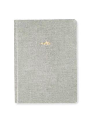 Chapters Linen Not Defteri Mint Yeşili&Beyaz CNB-NB3-03