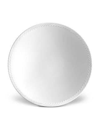 L'objet Corde Beyaz Çorba Tabağı  LOBCR130