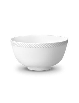 L'objet Corde Beyaz Kase  LOBCR135