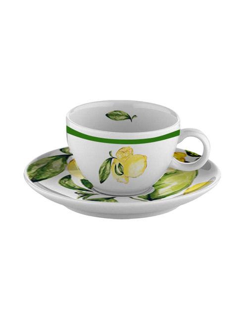 Fern&Co Citrus Porcelain Collection Türk Kahvesi Fincanı FRNLMN005