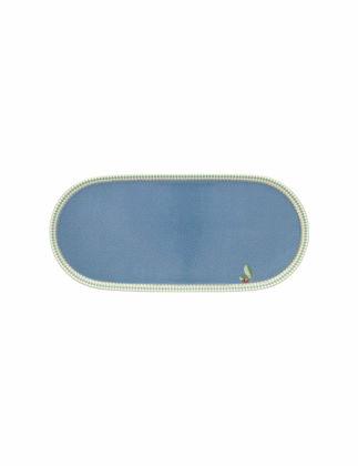 Pip Studio La Majorelle Mavi Oval Servis Tabağı 25 cm 51018099