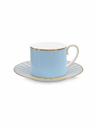 Pip Studio Love Bird Mavi Kahve Fincanı 125 ml 51004121