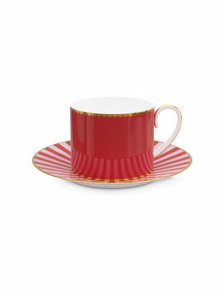 Pip Studio Love Bird Kırmızı Kahve Fincanı 125 ml 51004120