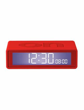 Lexon Flip + Mini Alarm Saat LR151R9