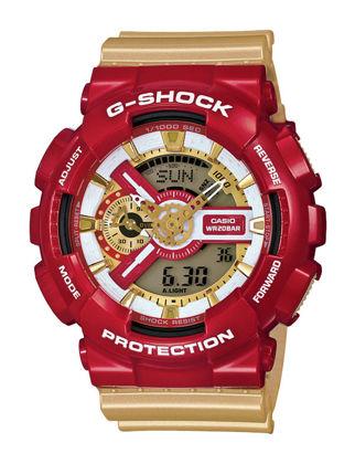 Casio G-Shock GA-110CS-4ADR
