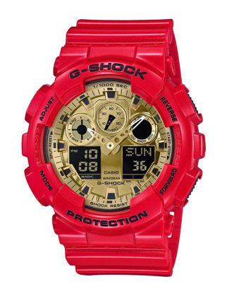 Casio G-Shock GA-100VLA-4ADR