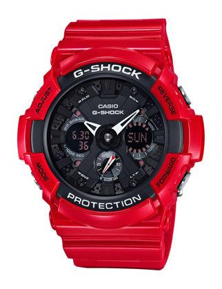 Casio G-Shock GA-201RD-4ADR
