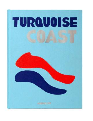 Assouline Turquoise Coast 9781614287773