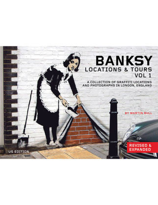 PM Press Banksy Locations and Tours Vol.1 9781604863208