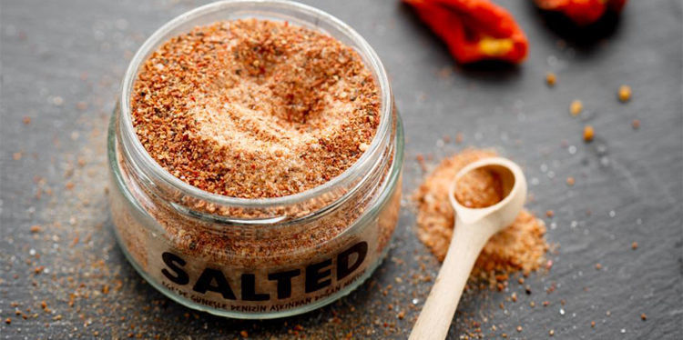 Picture of SALTED GOODS