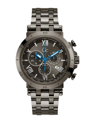 Guess Collection Insider Chrono Metal Y44005G5MF